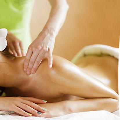 Energetická masáž pro ženy s prvky tantry