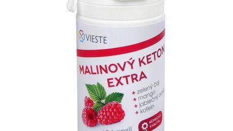 Vieste group Malinový keton Extra 60 kapslí