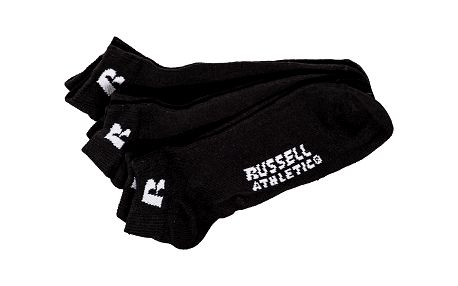 Russell Athletic HALTON černá 39-42
