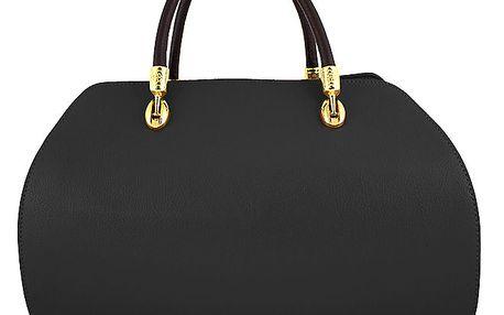 Dámská černá doktorská taška Roberto Buono