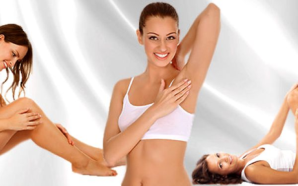 IPL epilace celého těla pro ženy