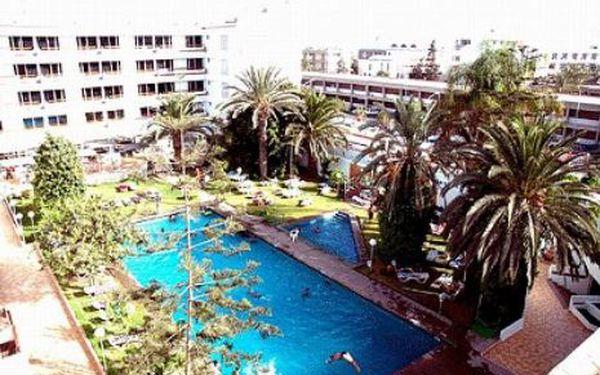 Maroko, oblast Agadir, polopenze, ubytování v 3* hotelu na 8 dní. Garance kvality Invia.cz