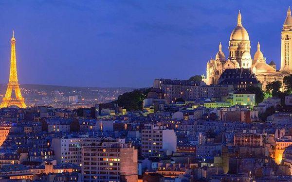Zájezd do Paříže za akční cenu!