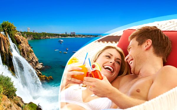 All inclusive luxusní dovolená v Turecku na 8 dní (nyní jen záloha 50%)