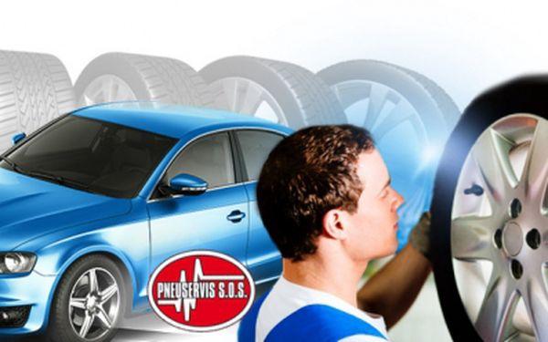 KOMPLETNÍ PŘEZUTÍ, VYVÁŽENÍ a DOHUŠTĚNÍ pneumatik na Vašem voze nebo výměna CELÝCH KOL od pouhých 260 Kč na Praze 4! Navíc 30% sleva na mytí a čištění interiéru Vašeho vozu a uskladnění kol po celý rok za akční cenu!