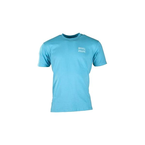 Russell Athletic TEE CLASSIC modrá L