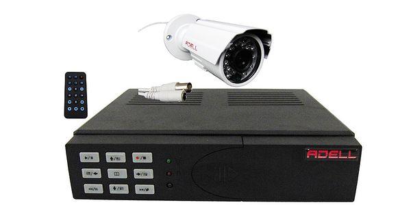 Kamerový bezpečnostní systém