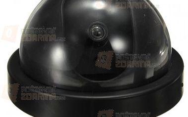 Atrapa bezpečnostní kamery a poštovné ZDARMA! - 10409071