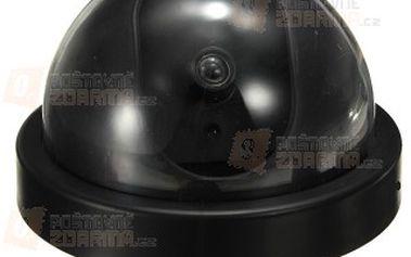 Atrapa bezpečnostní kamery a poštovné ZDARMA! - 10009071
