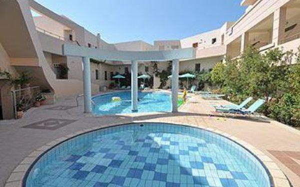 Kypr, oblast Protaras, polopenze, ubytování v 3* hotelu na 8 dní. Garance kvality Invia.cz.