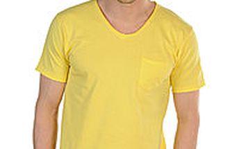 Selected - jednoduché bavlněné pánské tričko