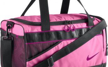 Nike VARSITY DUFFEL růžová