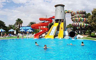 All Inclusive Tunisko v červnu za 11650 Kč + ZDARMA aquapark!