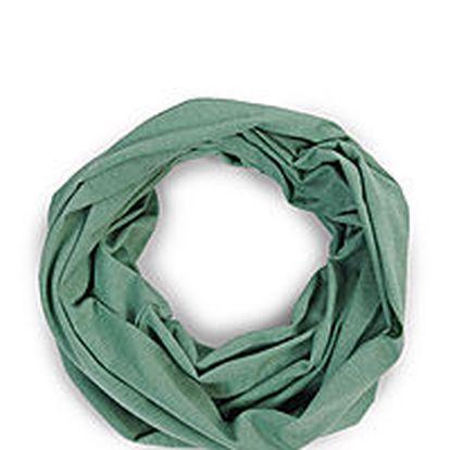 Selected - jednoduchá pánská šála z měkkého materiálu