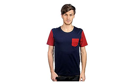 Selected - klasické pánské tričko slim fit střihu