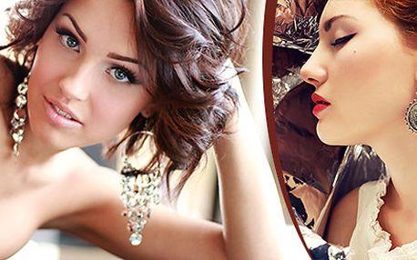 Permanentní make-up obočí a oční linky