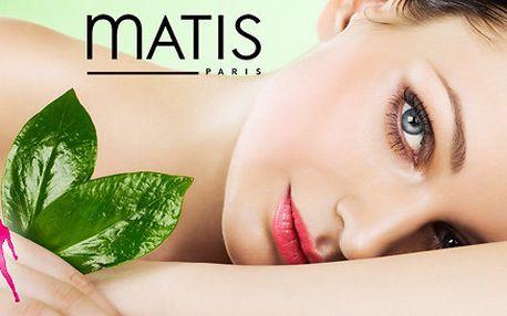 Péče o pleť francouzkou kosmetikou Matis Paris