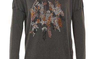 Stylové tričko Maj ležérního střihu