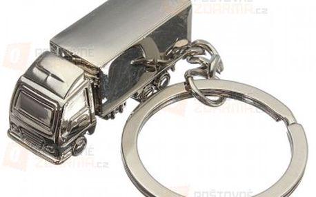 Klíčenka ve tvaru nákladního automobilu a poštovné ZDARMA! - 10209082