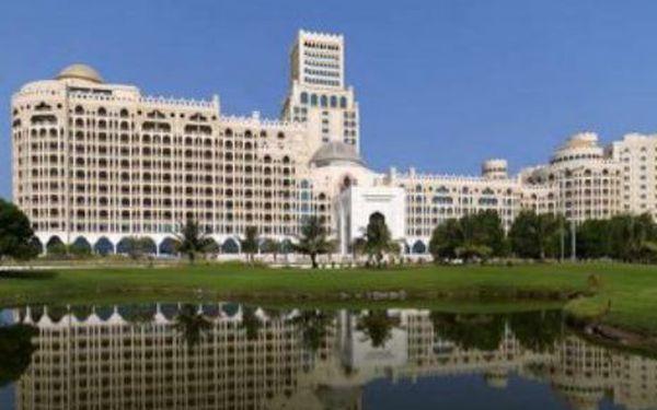 Spojené arabské emiráty, oblast Ras Al Khaimah, snídaně, ubytování v 5* hotelu na 8 dní
