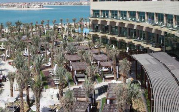 Spojené arabské emiráty, oblast Dubai, polopenze, ubytování v 5* hotelu na 11 dní