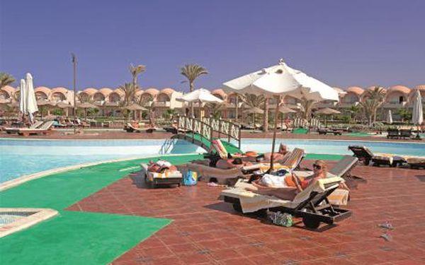 Egypt, oblast Marsa Alam, all Inclusive, ubytování v 4* hotelu na 8 dní