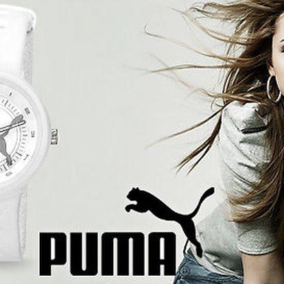 Značkové sportovní hodinky Puma