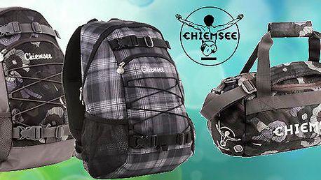 Taška i batohy oblíbené značky Chiemsee