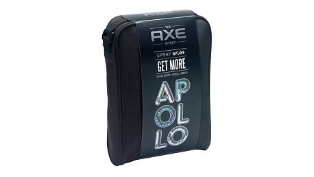 Axe Citybag Apollo+ Deep space (deo 150ml+sprch.gel Apollo 250ml+sprch.gel deep space 250ml)