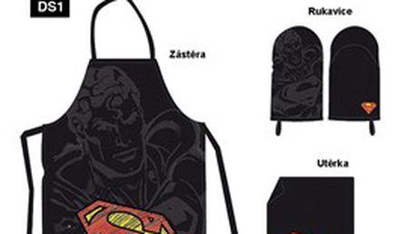 Kuchyňská sada Superman
