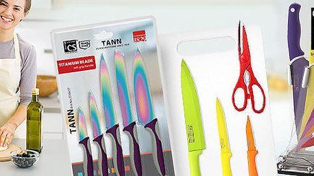 Sady nepřilnavých nožů Solingen