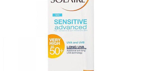 Krém na obličej sensitive OF50+ 50 ml, spotřebovat do 12 měsíců od otevření