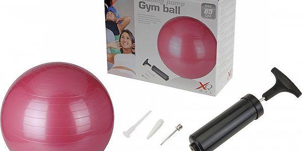 Fitness míč o průměru 65 cm
