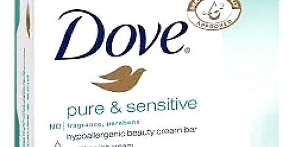 Dove krémová tableta Pure&Sensitive 100 g