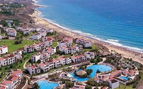 Kanárské ostrovy, oblast Fuerteventura, polopenze, ubytování v 4* hotelu na 8 dní