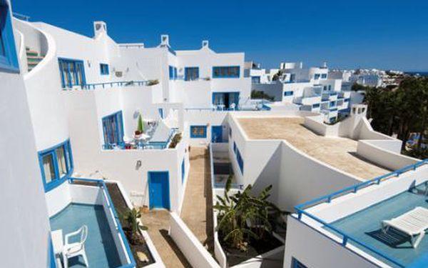 Kanárské ostrovy, oblast Lanzarote, polopenze, ubytování v 3* hotelu na 8 dní