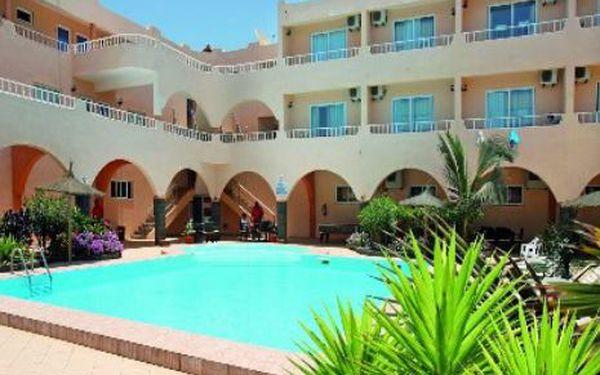 Kapverdské ostrovy, oblast Ostrov Sal, snídaně, ubytování v 3* hotelu na 8 dní
