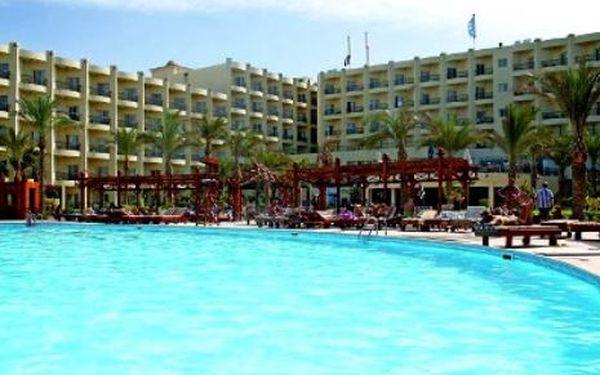 Egypt, oblast Hurghada, all Inclusive, ubytování v 4* hotelu na 11 dní