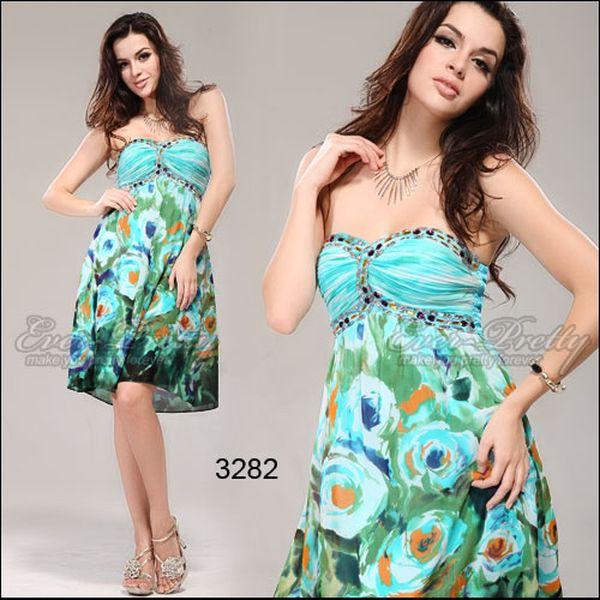 Originální letní šaty