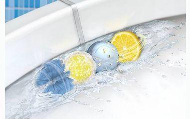 9 kusů WC bloků Bref Power Aktiv pro čistotu a vůni vašeho WC za báječných 219 Kč!!