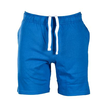 Pánské šortky russell athletic varsity ftb basic short modrá