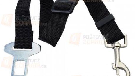 Bezpečnostní pás pro psa do auta a poštovné ZDARMA! - 10409265