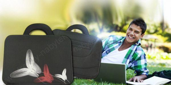 Praktická taška na Váš notebook jen za 229 Kč včetně poštovného! Elegantní doplněk v moderním designu, díky kterému budete mít zábavu i práci neustále po ruce! Sleva 49%!