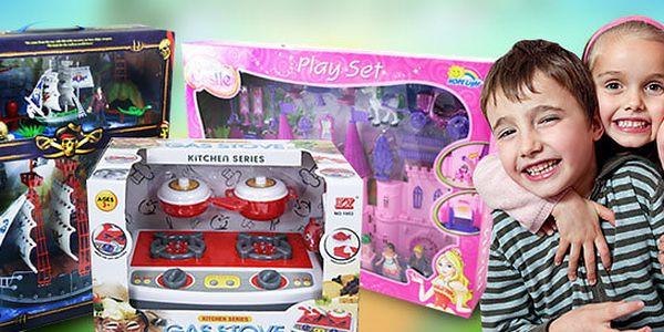 Vychytané hračky pro kluky i holky