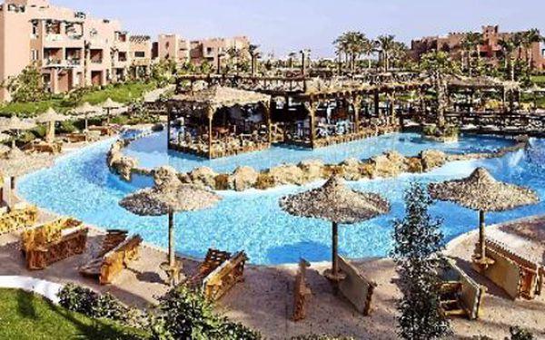Egypt, oblast Sharm El Sheikh, all Inclusive, ubytování v 4* hotelu na 8 dní
