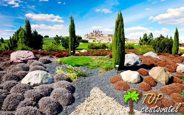 Kromlau a Nochten – říše azalek, skalniček a rododendronů