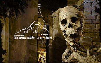 Velká tajuplná pouť Prahou za 245 Kč! 3 hodiny poznávání pražských tajemství!