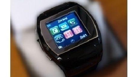 SmartWatch - hodinky s telefonem - Pomocí těchto hodinek můžete telefonovat a psát SMS !