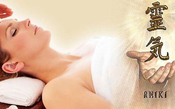 30minutová hluboce léčivá přírodní terapii Reiki