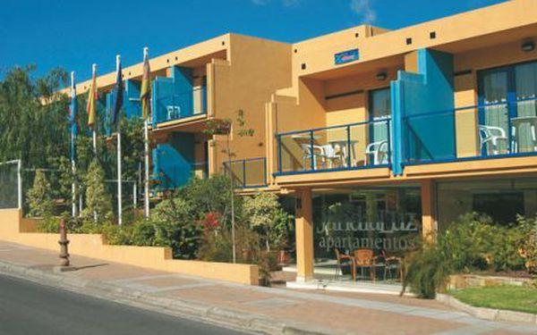 Kanárské ostrovy, oblast Fuerteventura, polopenze, ubytování v 3* hotelu na 8 dní